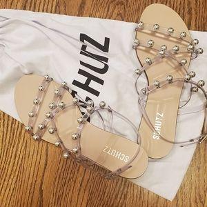 Schutz lina sandal 7.5